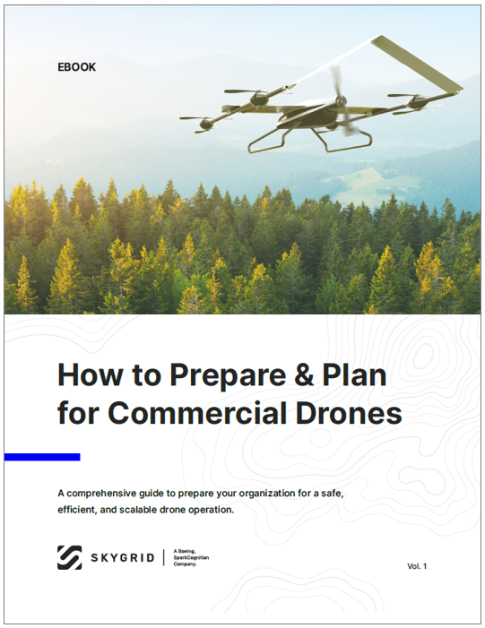 SkyGrid eBook: Commercial Drones